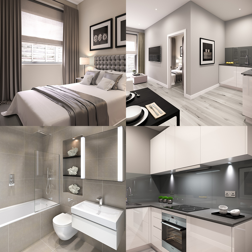 Abbey Court Apartments: New Revival Projects
